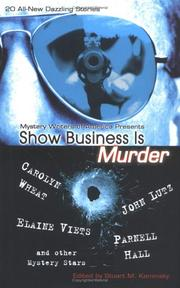 Cover of: Show Business Is Murder