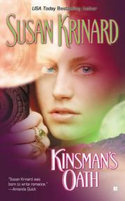 Cover of: Kinsman's oath