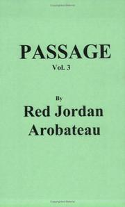 Cover of: Passage, Vol. 3