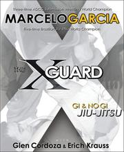 Cover of: X-Guard | Marcelo Garcia