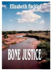 Cover of: Bone Justice