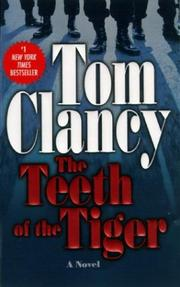 Cover of: The Teeth Of The Tiger (Jack Ryan Novels)