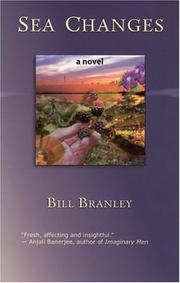 Cover of: Sea Changes | Bill Branley