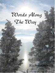 Cover of: Words Along The Way | Rich Lamb