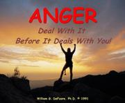 Cover of: Anger | Ph.D. William G. DeFoore