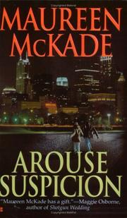 Cover of: Arouse suspicion