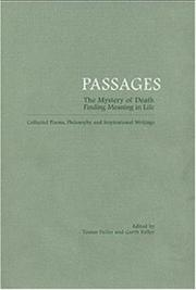 Cover of: Passages | Tomas Fuller and Garth Fuller