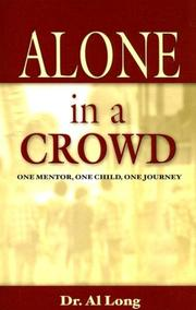 Cover of: Alone in a Crowd | Al Long