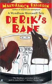 Cover of: Derik's bane