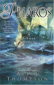 Cover of: Pharos | Alice Thompson