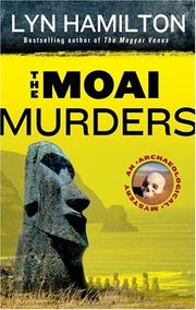 Cover of: The Moai murders