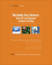 Cover of: Marshaling Every Resource |