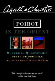 Cover of: Poirot in the Orient
