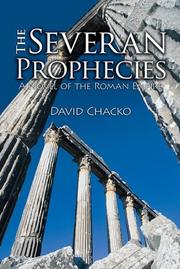 Cover of: The Severan Prophecies | David Chacko
