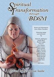 Cover of: Spiritual Transformation through BDSM