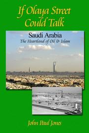 Cover of: If Olaya Street Could Talk  -- Saudi Arabia