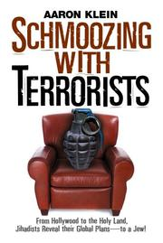 Cover of: Schmoozing With Terrorists
