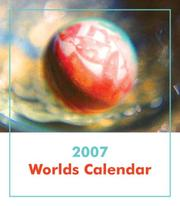 Cover of: Worlds Calendar 2007 | Dorothy Oja - Art