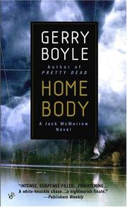 Cover of: Home Body (Jack McMorrow Mystery)