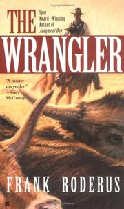 Cover of: The wrangler