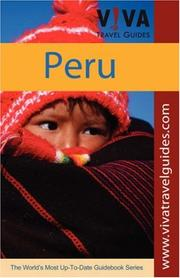 Cover of: Peru by
