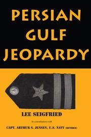 Cover of: Persian Gulf Jeopardy | Lee Seigfried