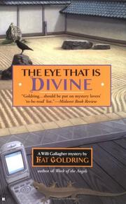 Cover of: eye that is divine | Kat Goldring
