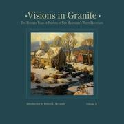 Cover of: Visions in Granite Vol. II | Robert L. McGrath