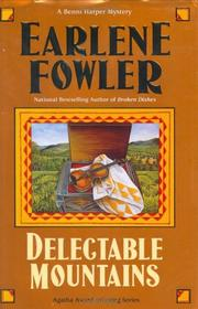 Cover of: Delectable mountains | Earlene Fowler