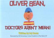 Cover of: Oliver Bean, Doctors  Aren