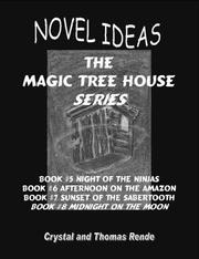 Cover of: Novel Ideas Books 5 To 8 (The Magic Tree House) | Crystal Rende