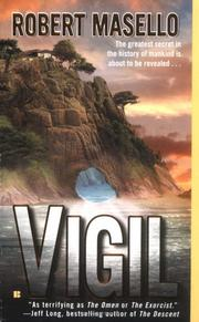 Cover of: Vigil | Robert Masello