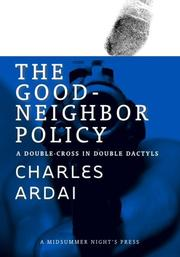 Cover of: The Good-Neighbor Policy