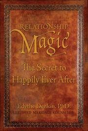 Cover of: Relationship Magic | Edythe Denkin