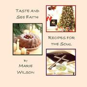 Cover of: Taste and See Faith