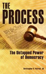 Cover of: The Process | Christopher R. Patrick
