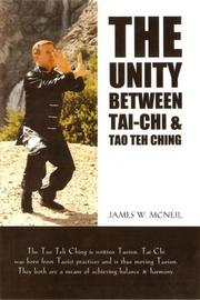 Cover of: The Unity Between Tai-Chi & Tao Teh Ching