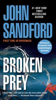 Cover of: Broken prey