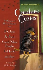 Cover of: Creature Cozies