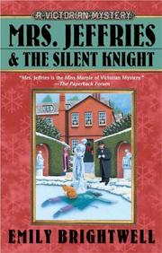 Cover of: Mrs. Jeffries and the silent knight