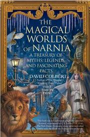 Cover of: The magical worlds of Narnia | David Colbert