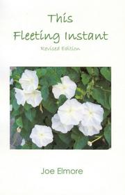 Cover of: This Fleeting Instant |
