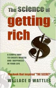 Cover of: The Science Of Getting Rich (Success (Joshua Books))