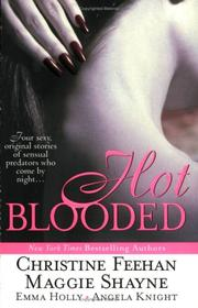 Cover of: Hot Blooded