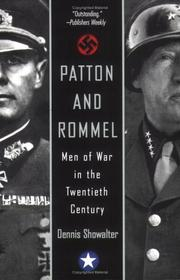Cover of: Patton And Rommel