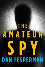 Cover of: The Amateur Spy
