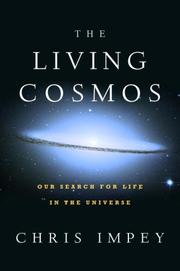 Cover of: The Living Cosmos | Chris Impey