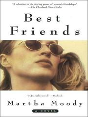 Cover of: Best Friends | Martha Moody