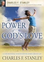 Cover of: The power of God's love