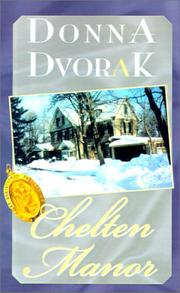 Cover of: Chelten Manor